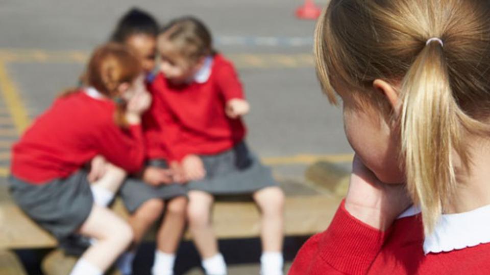discriminação na escola da milena